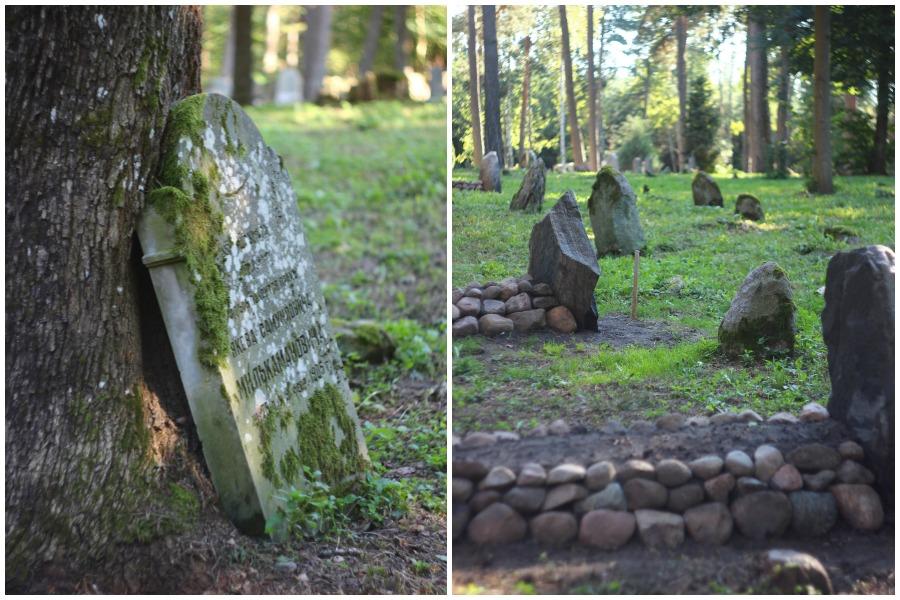 Cmentarz Tatarów w Kruszynianach (3)