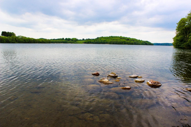 Hańcza - najgłębsze jezioro w Polsce