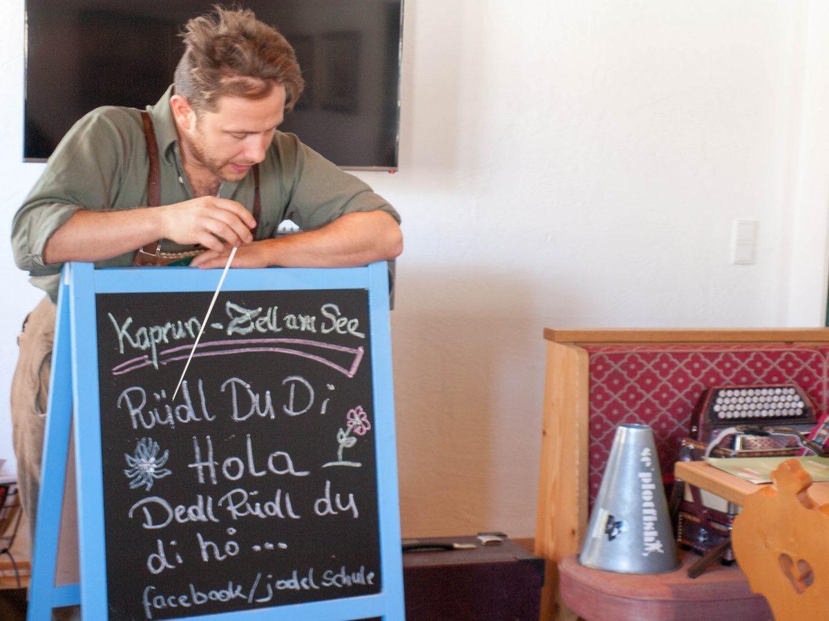 Kaprun i Zell am See - narty w Austrii (1)