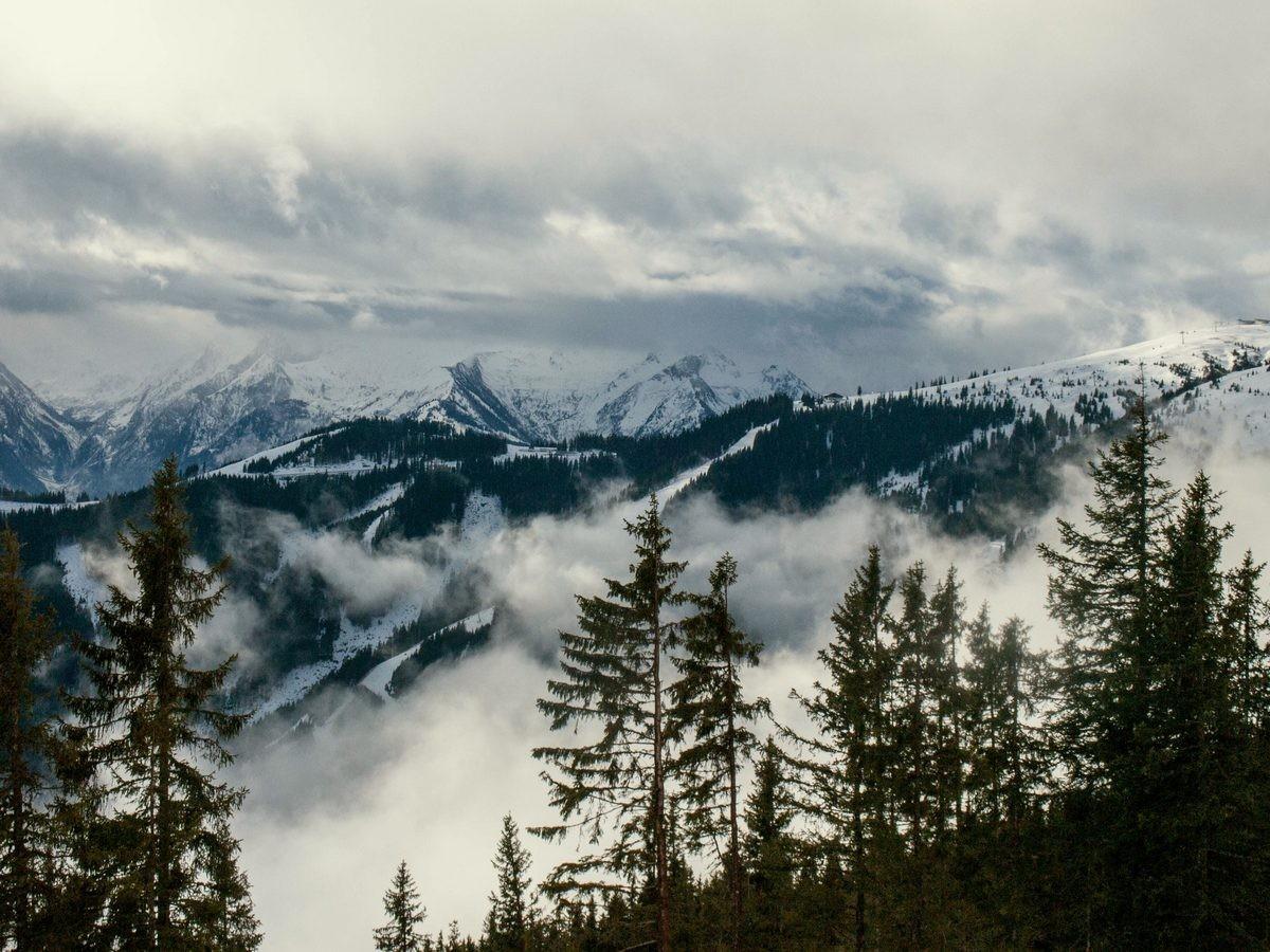 Kaprun i Zell am See - narty w Austrii (12)