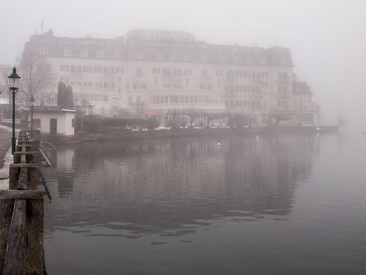 Kaprun i Zell am See - narty w Austrii (17)
