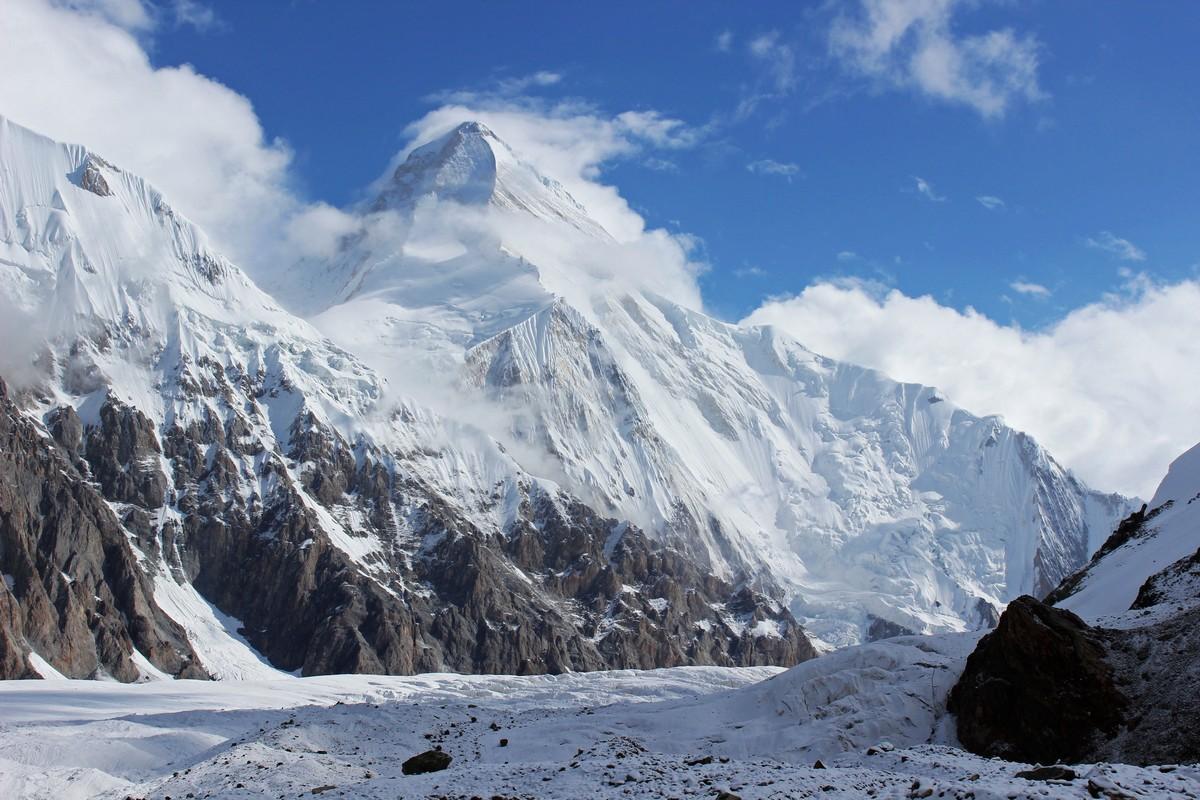 Chan Tengri (7010m)