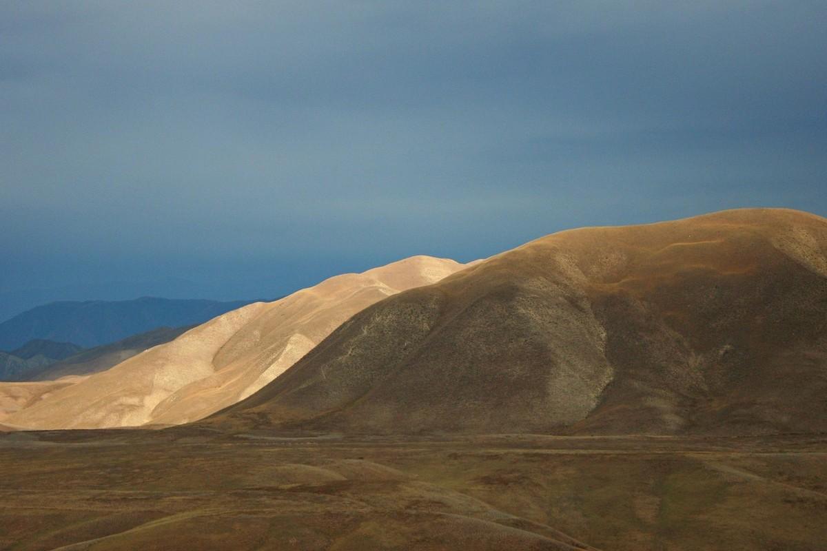Toktogul - jezioro Kirgistan (2)