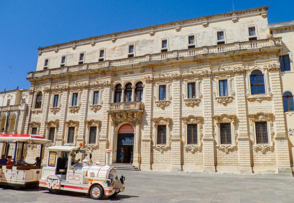 Lecce zwiedzanie