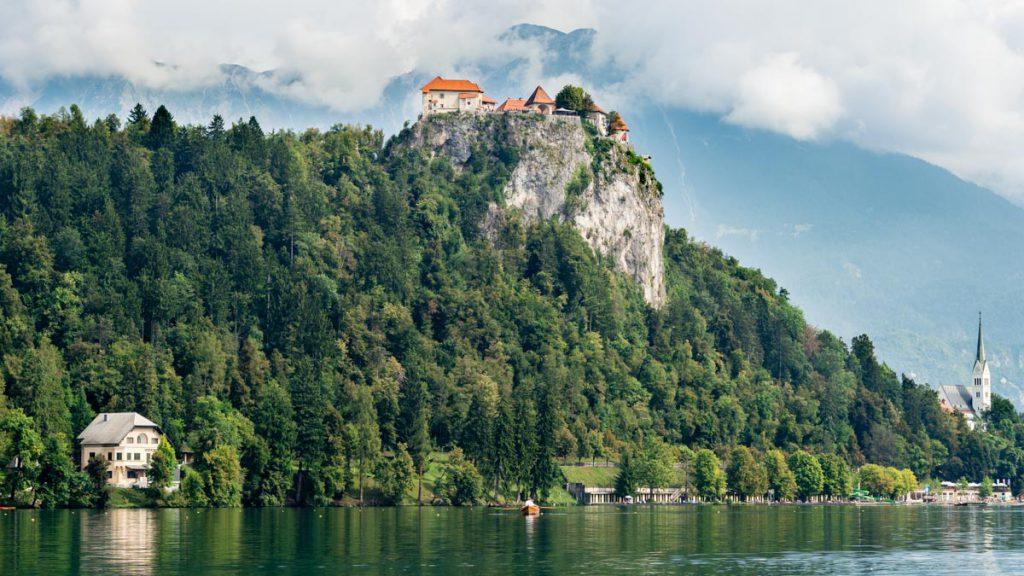 Bled zamek