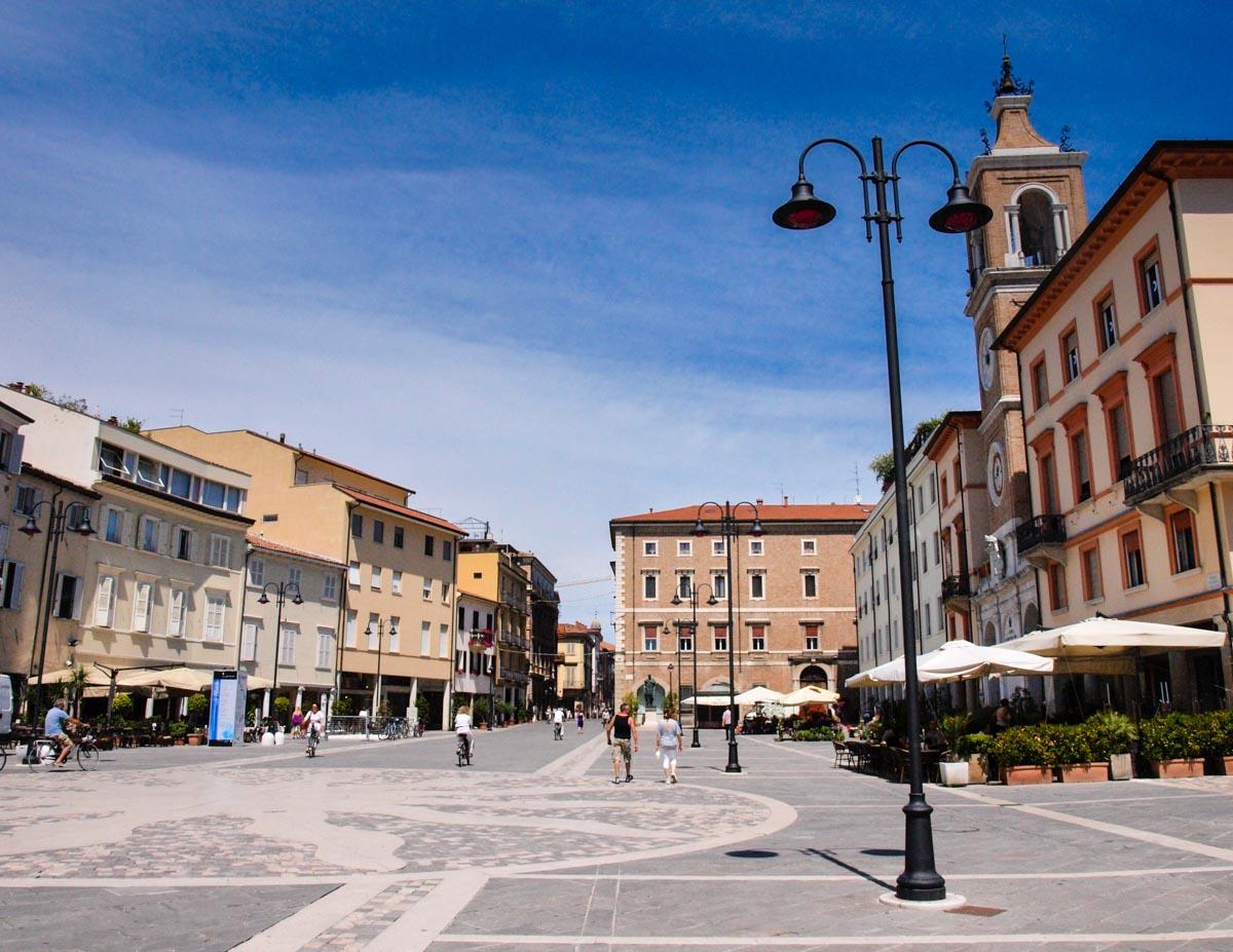 Rimini stare miasto