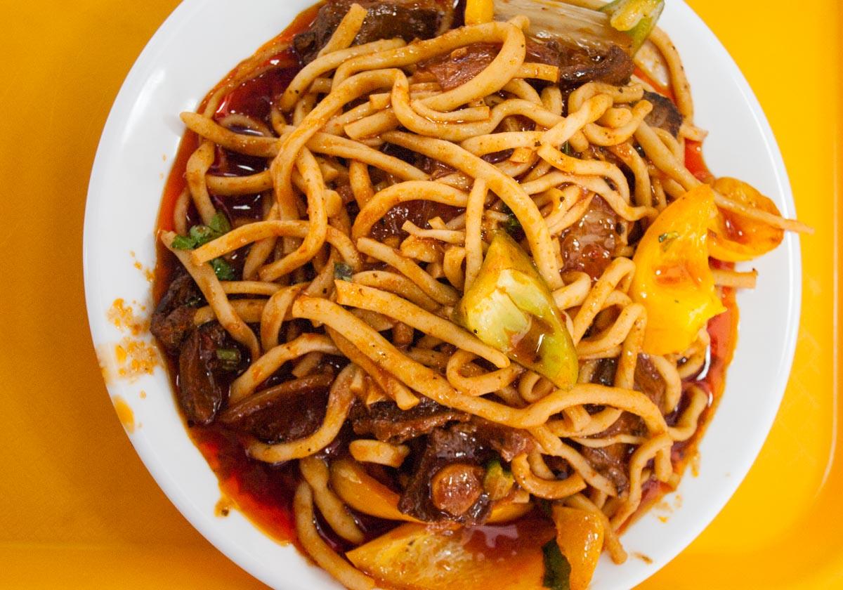 Kazachstan trasa wycieczki: kazachska kuchnia