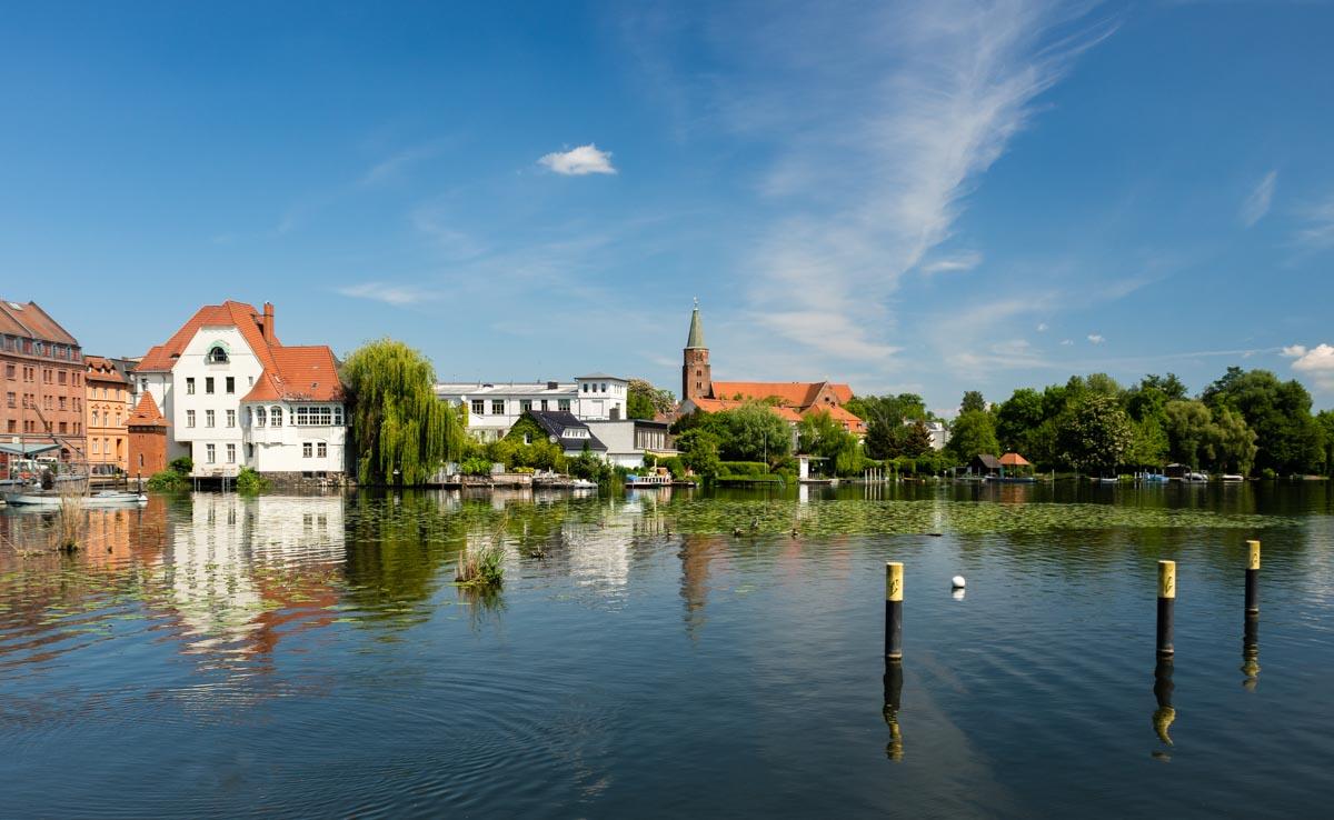atrakcje pod Berlinem: Brandenburg nad Hawelą
