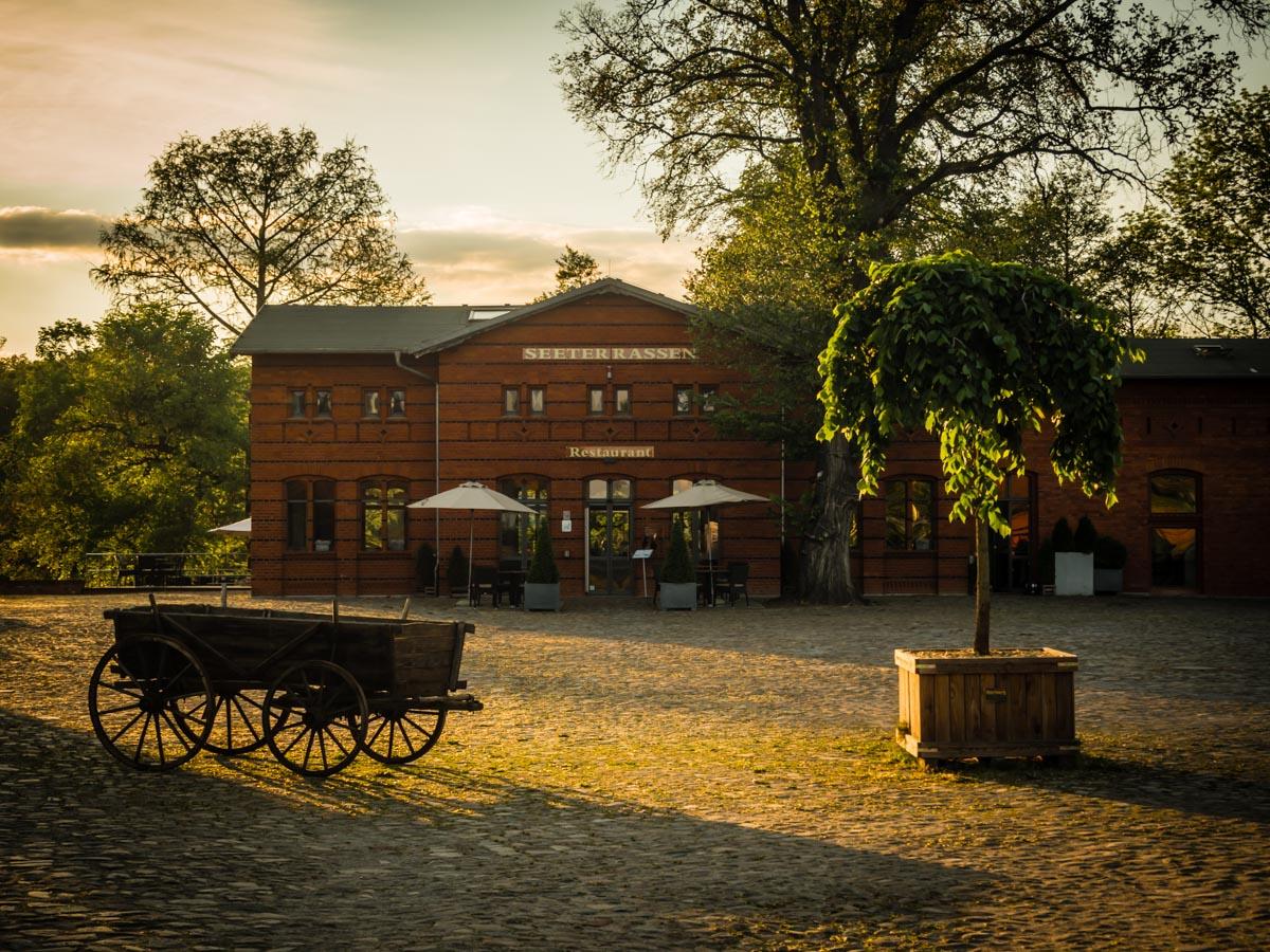 atrakcje pod Berlinem Landgut Stober