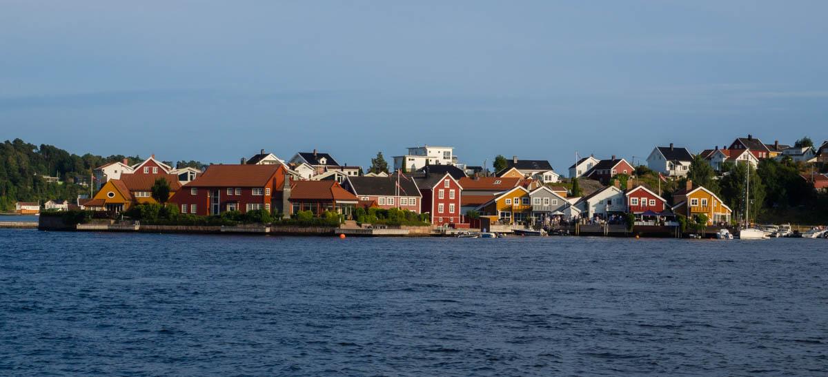 Norwegia najwieksze atrakcje Arendal