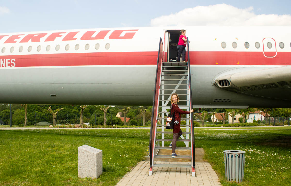 Stolln muzeum samolot lady Agnes (3)
