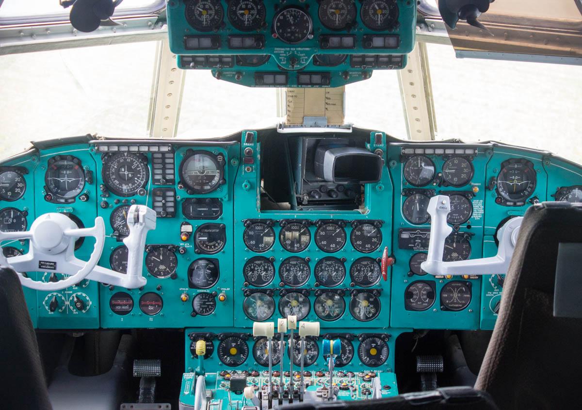 Stolln muzeum samolot lady Agnes (6)