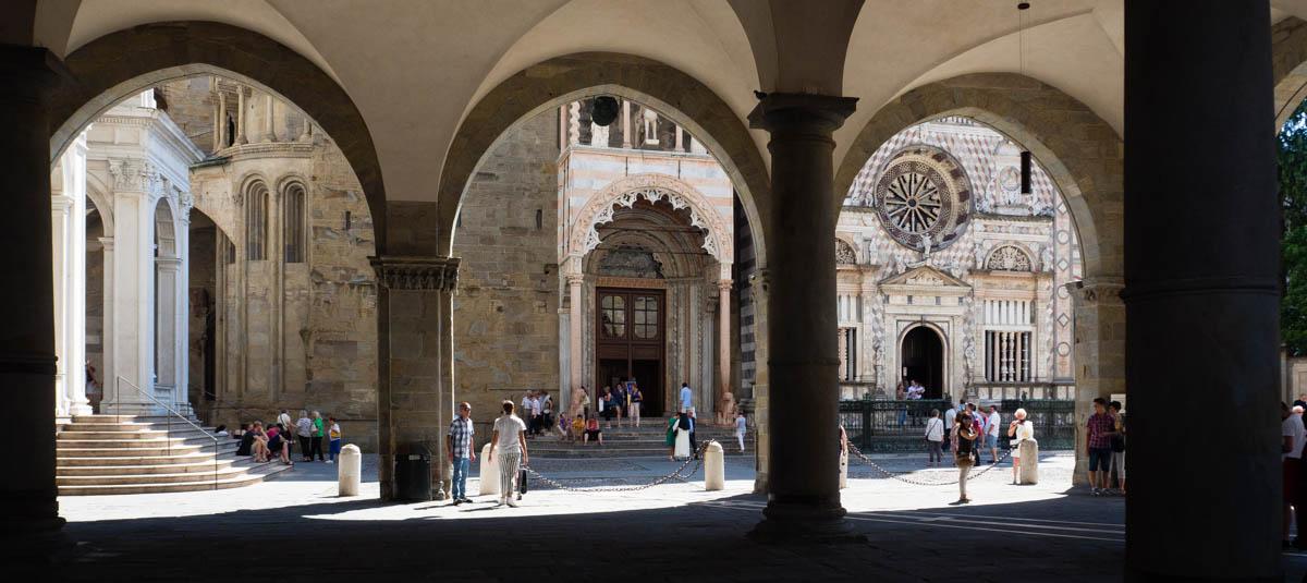 Jezioro Como atrakcje zwiedzanie Bergamo
