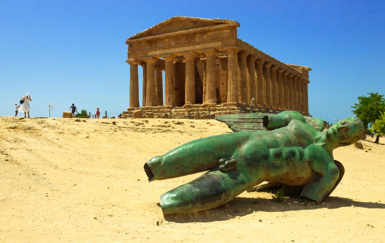 Sycylia atrakcje Agrigento