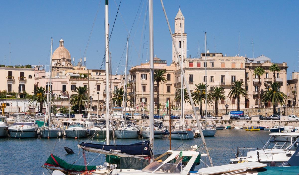 zwiedzanie Bari