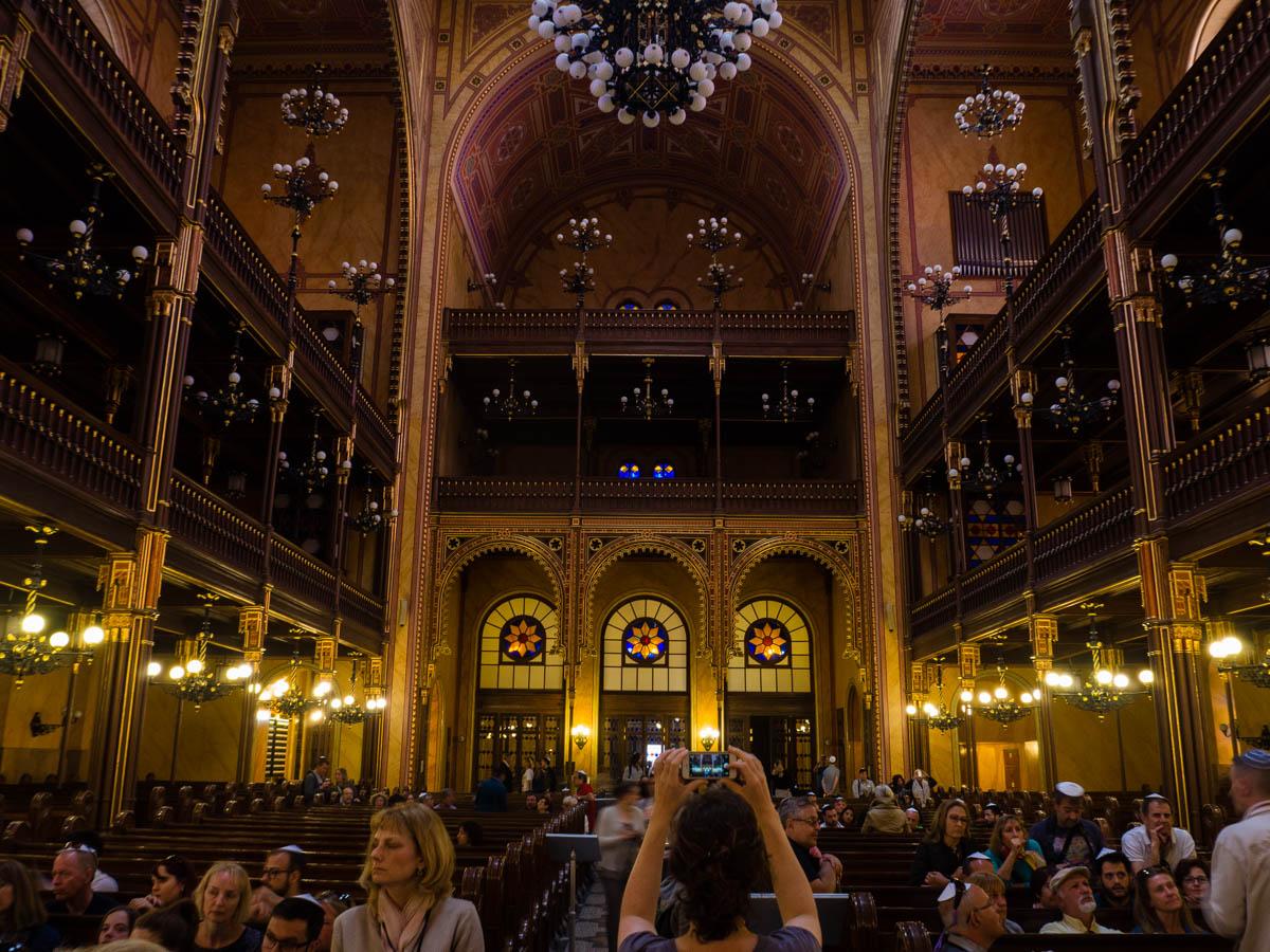 Budapeszt synagoga