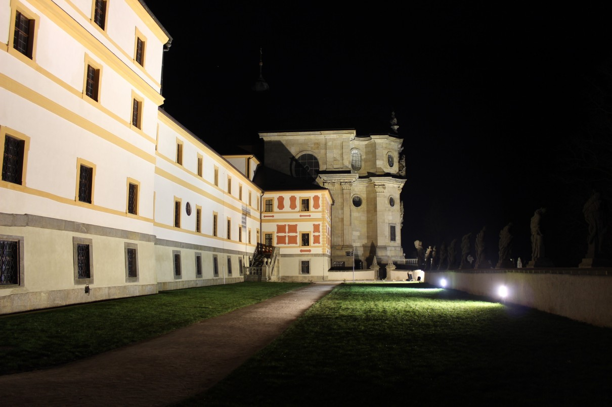 zamek Kuks