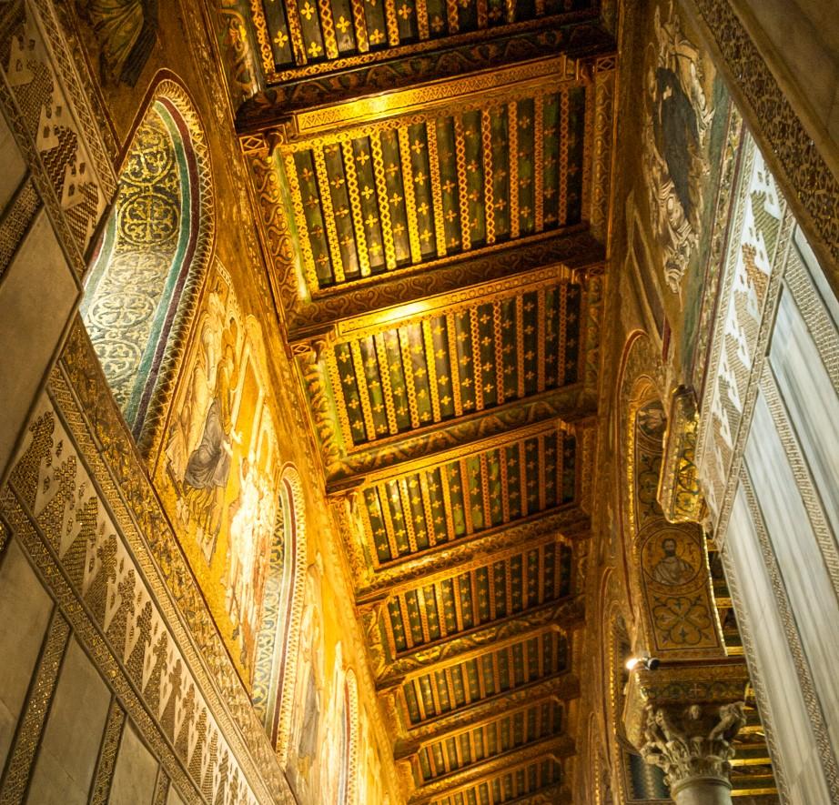 Sycylia atrakcje Katedra Monreale