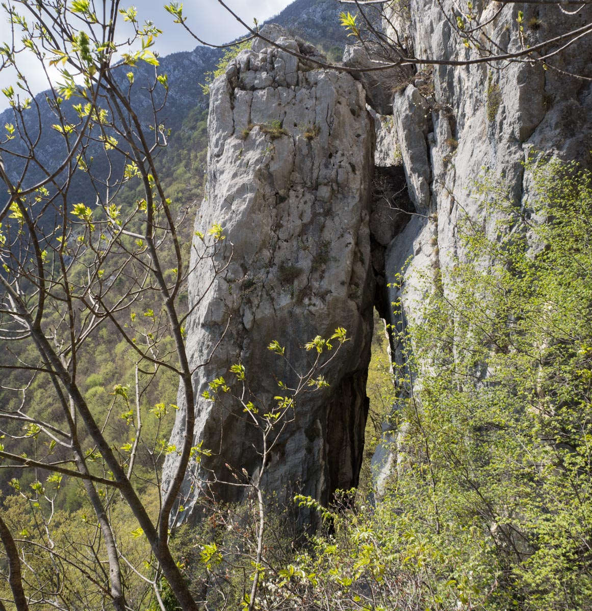 szlaki górskie nad Gardą