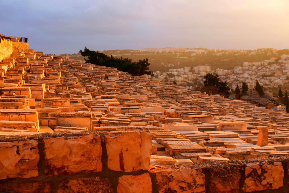 Jerozolima największe atrakcje: Góra Oliwna