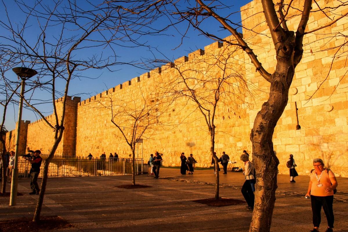 Jerozolima największe atrakcje: mury