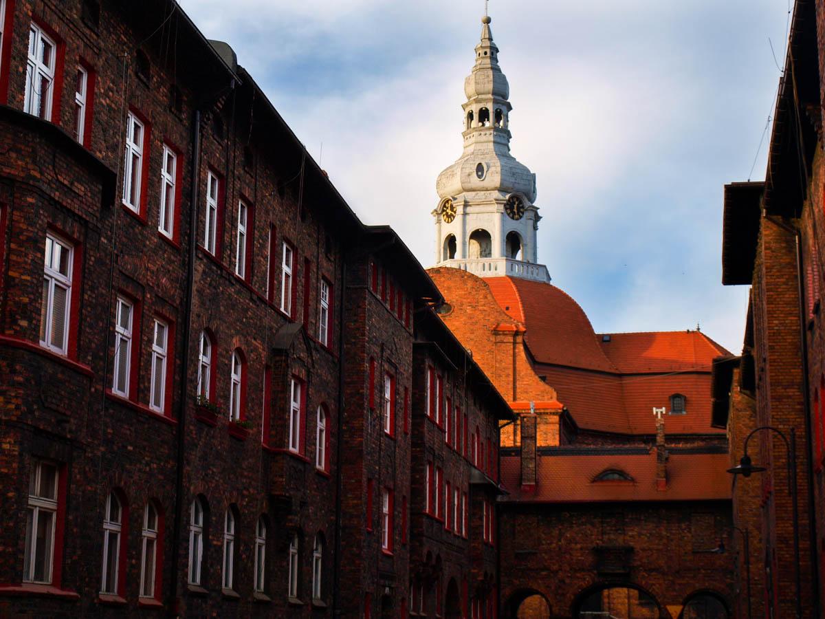 Katowice atrakcje