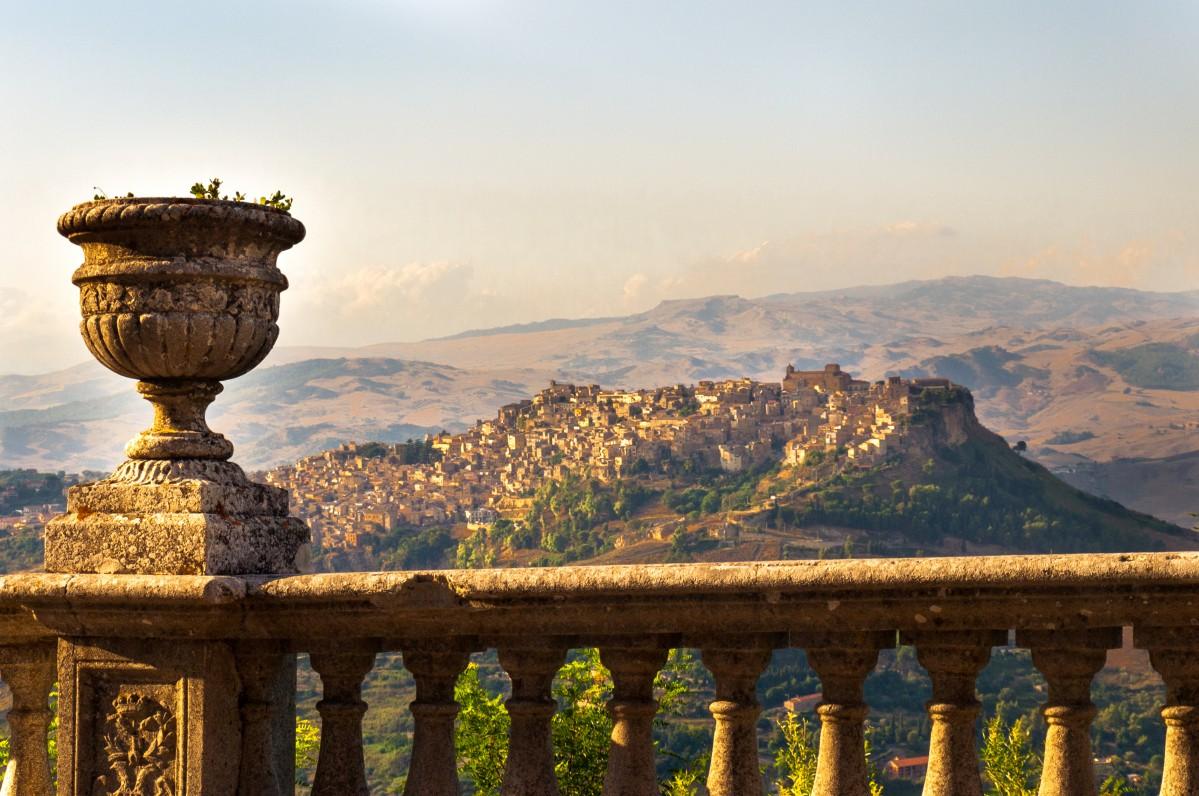 Sycylia atrakcje: Enna