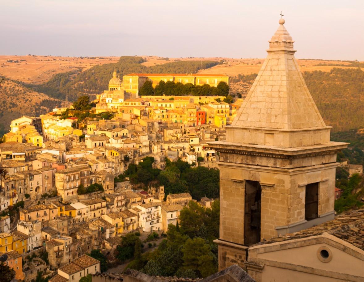 Sycylia atrakcje: Ragusa
