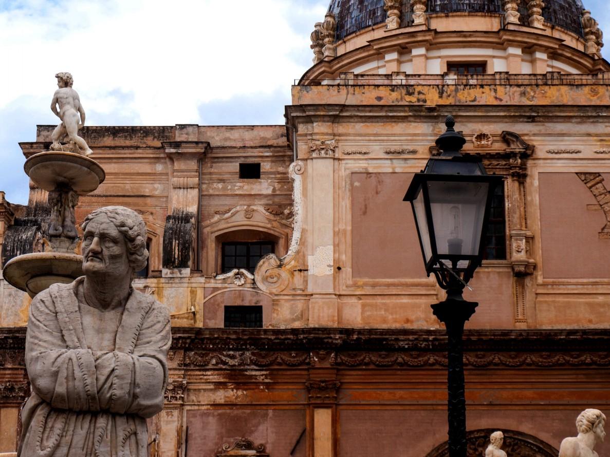 Sycylia atrakcje Palermo