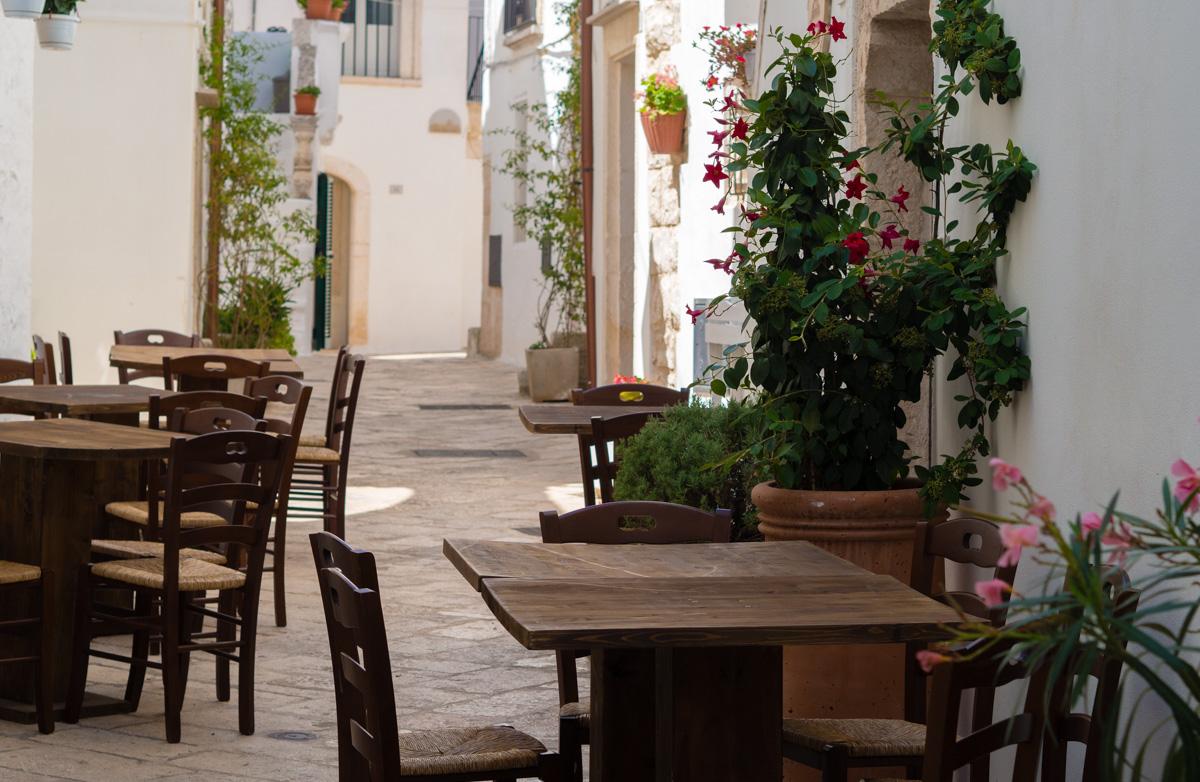 Locorotondo, Apulia