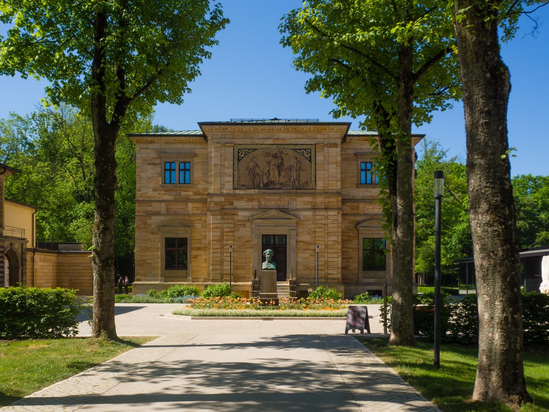 Muzeum Wagnera w Bayreuth