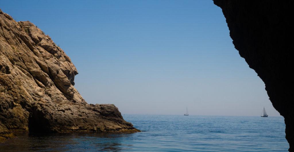 Costa Brava wybrzeże