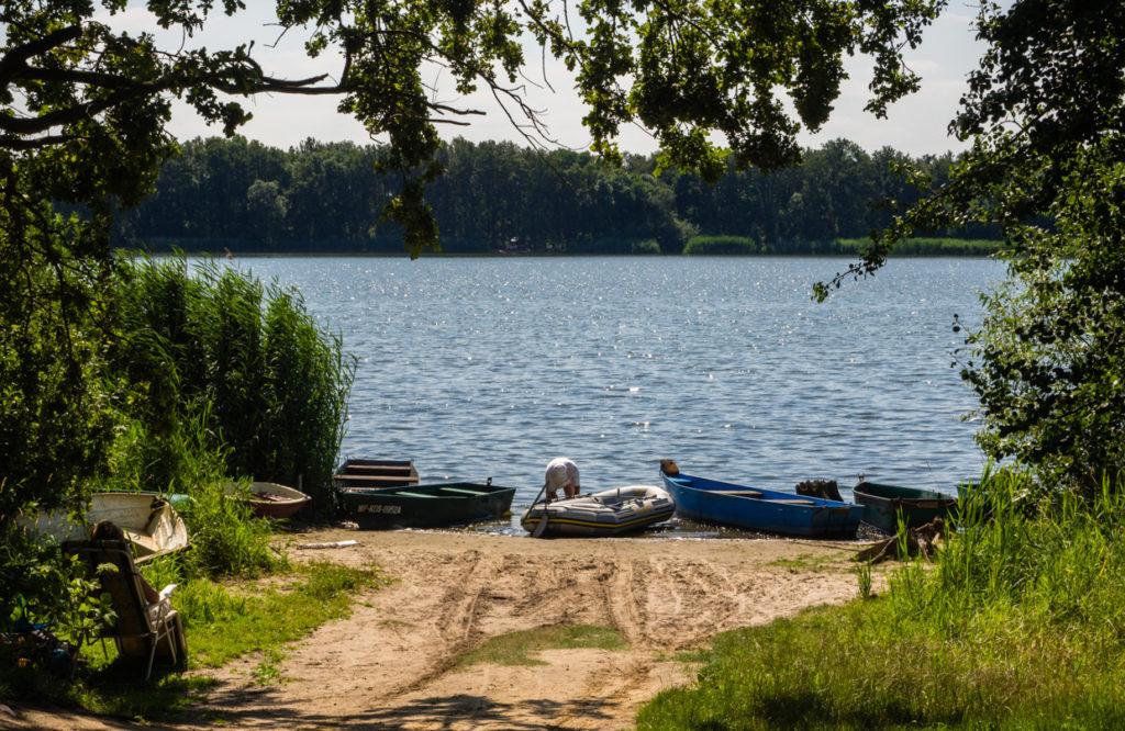 Jezioro Wonieckie