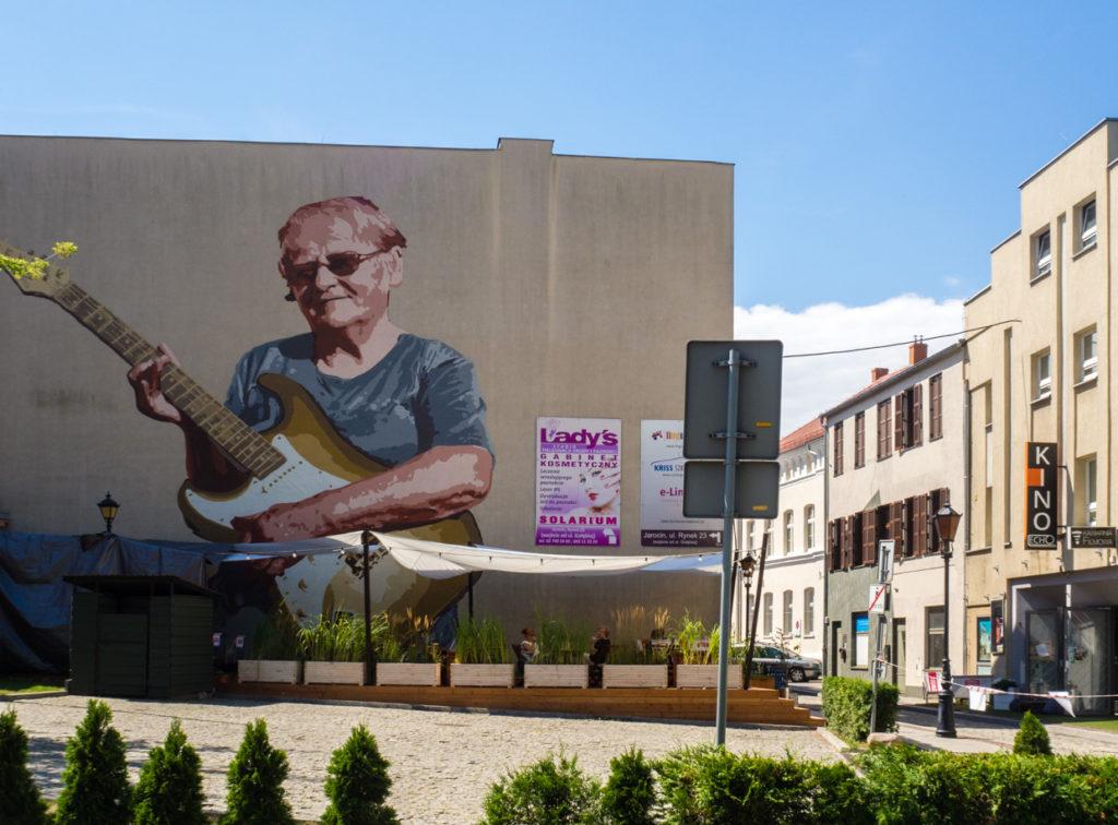Jarocin murale