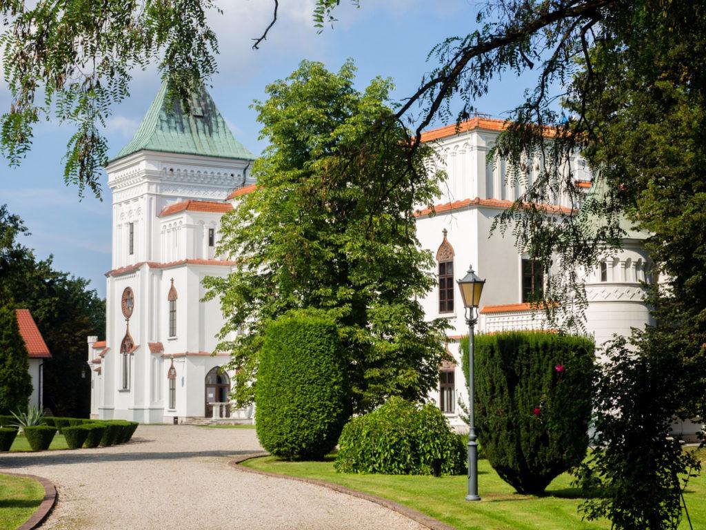 Przecław pałac