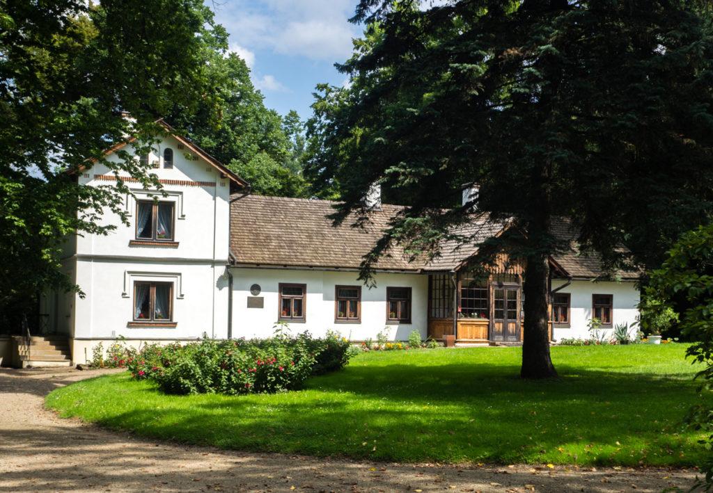 dworek Marii Konopnickiej w Zarnowcu