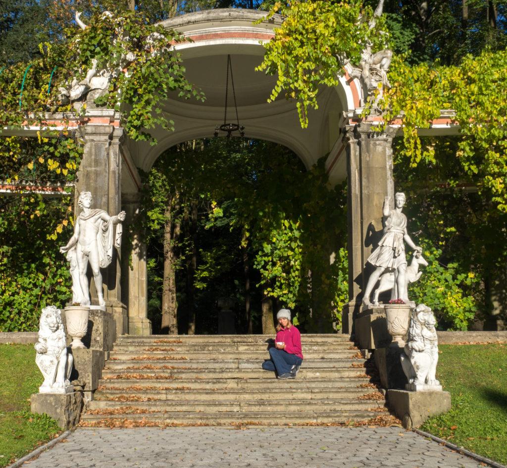 pałac w Siarach, Gorlice