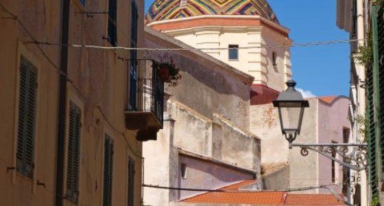 Alghero: Sardynska Barcelonetta