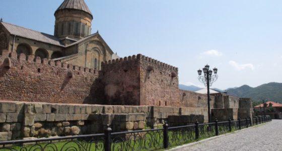 Mccheta – religijna stolica Gruzji