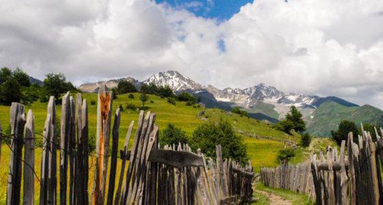Swanetia: atrakcje górzystej krainy i jej szlaki