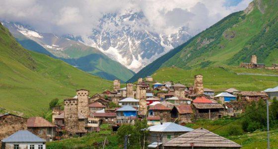 Uszguli – wioska nie z tego świata