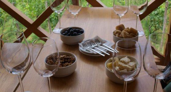 Kachetia: Wina z Gruzji i zwiedzanie winnicy