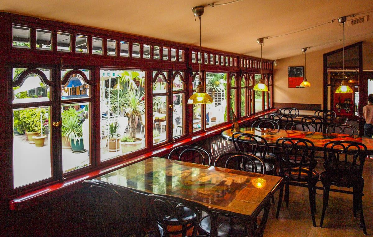 Tbilisi kawiarnia