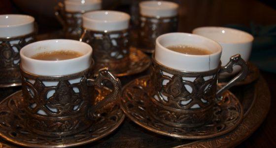 W Mardin na kawie