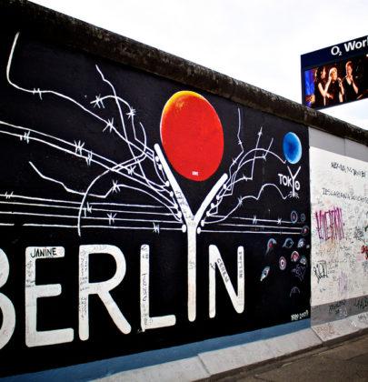 Miejsca w których powinniście szukać street artu w Berlinie