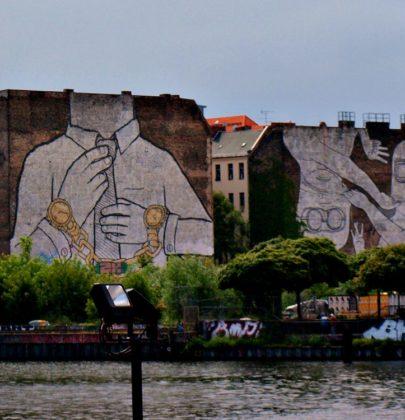 Najbardziej rozpoznawalne dzieła berlińskiego street artu