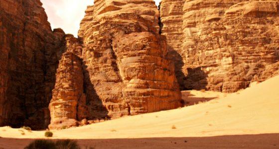 Wadi Rum i o mojej miłości do pustyni