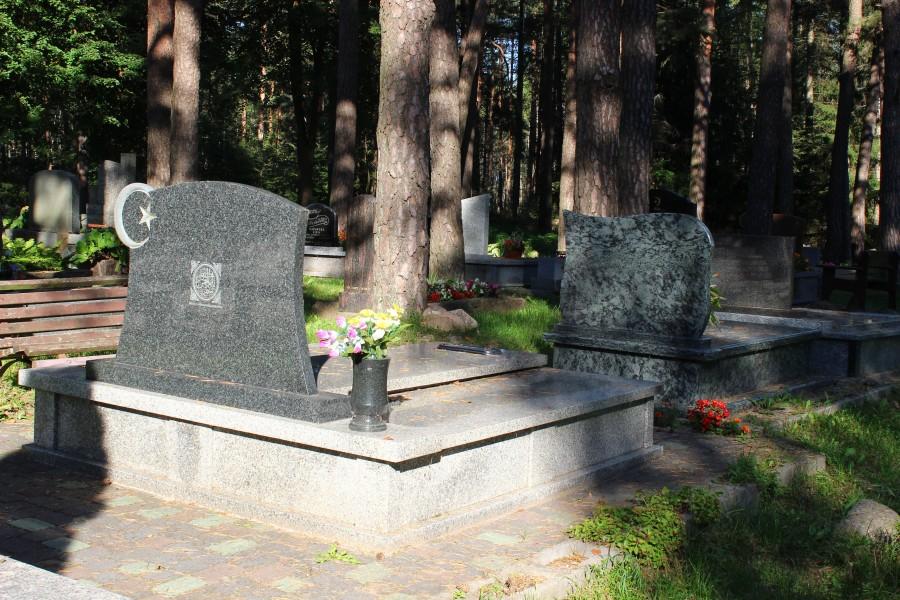Cmentarz Tatarów w Kruszynianach (11)