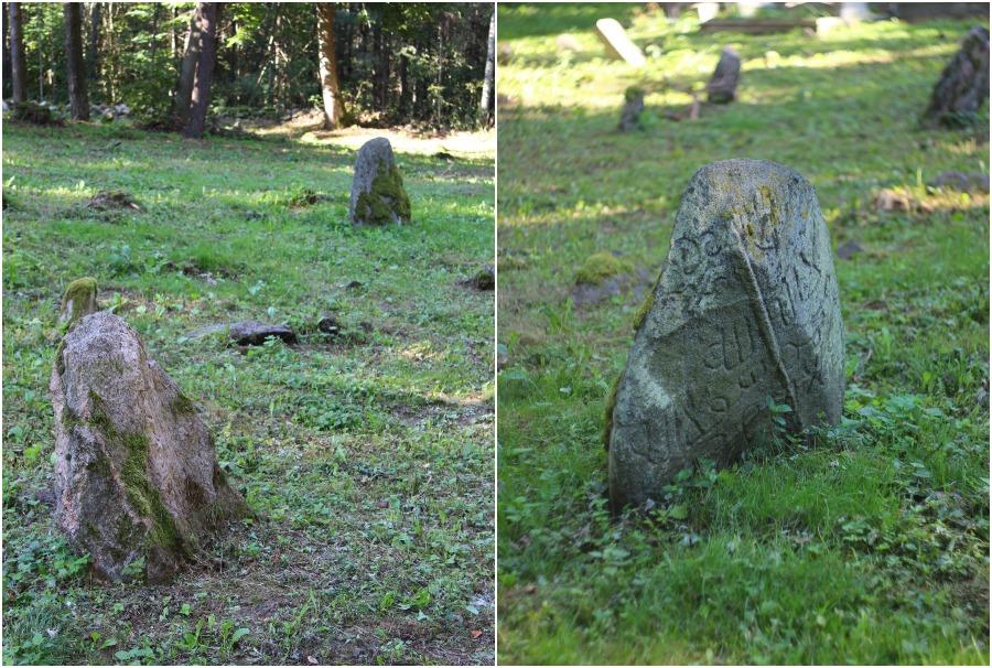 Cmentarz Tatarów w Kruszynianach (2)