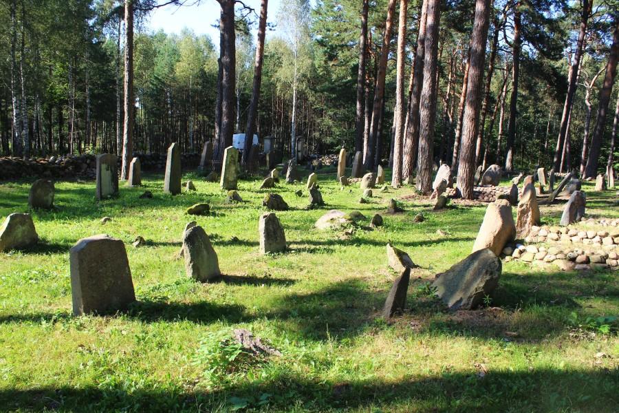 Cmentarz Tatarów w Kruszynianach (8)